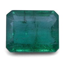 Emerald 2.82 cts 10.10x8.08x4.07 mm Emerald Cut Green $560