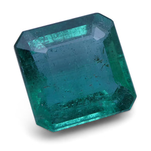 2.86 ct Square Emerald