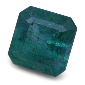 2.94 ct Square Emerald