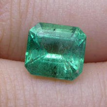 2.02 ct Emerald Cut Emerald