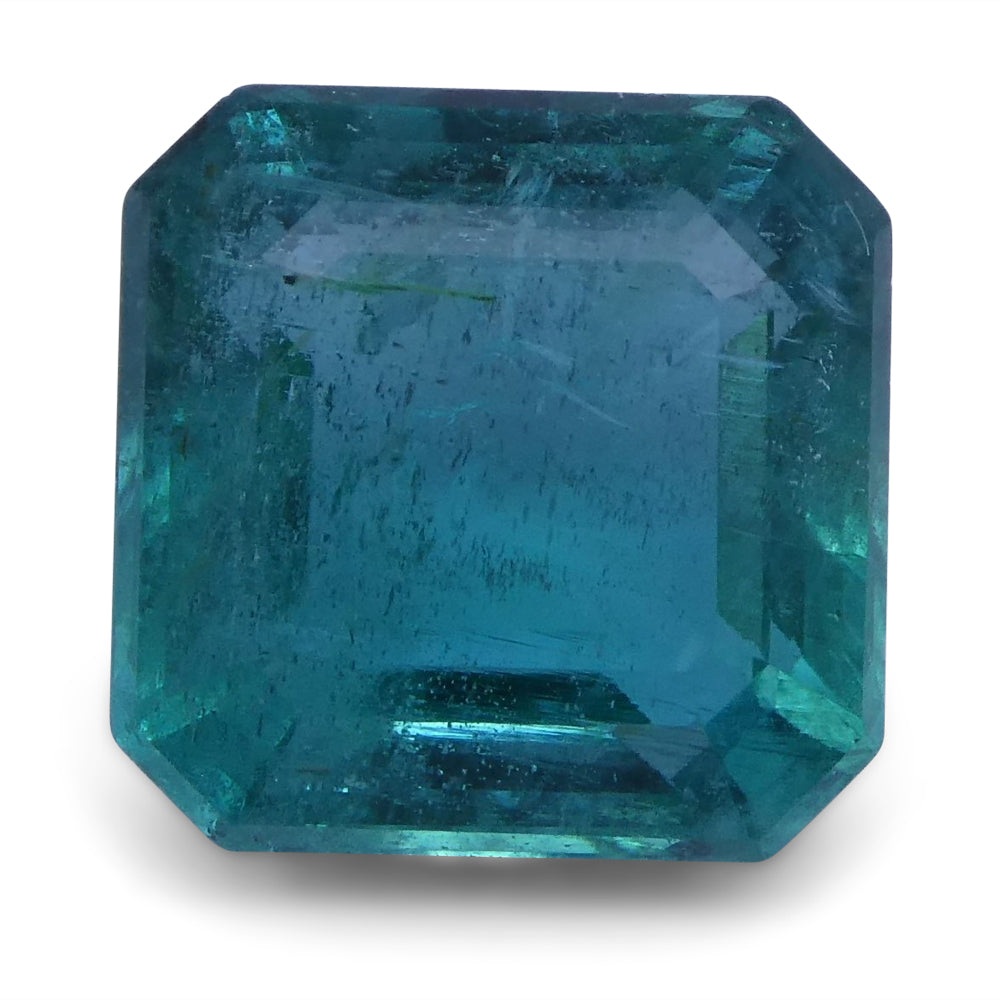 Emerald 2.83 cts 8.23x8.17x5.37mm Square Green $1130