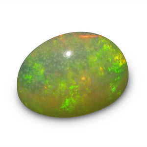 2.30 ct Oval Cabochon Opal