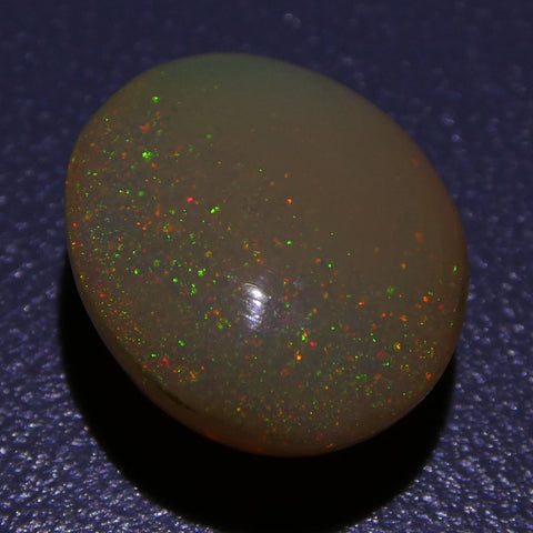 3.43 ct Oval Cabochon Opal Ethiopian