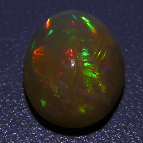 2.49 ct Oval Cabochon Opal Ethiopian
