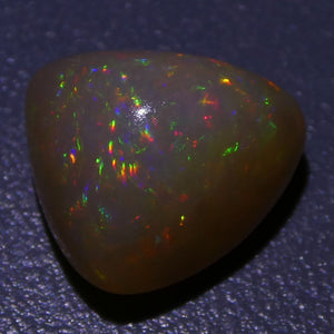 3.13 ct Trillion Cabochon Opal Ethiopian - Skyjems Wholesale Gemstones