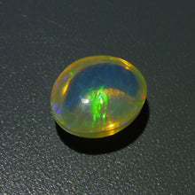 3.85 ct Oval Cabochon Opal