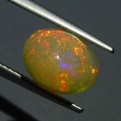 2.86 ct Oval Cabochon  Opal