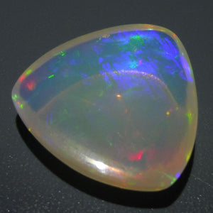 16.76 ct Trillion Cabochon Opal