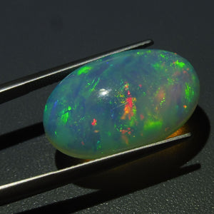 11.42 ct Oval Cabochon Opal