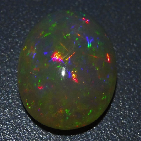5.14 ct Oval Cabochon Opal