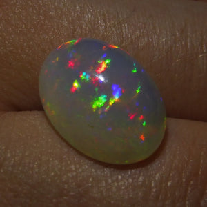 7.01 ct Oval Cabochon  Opal