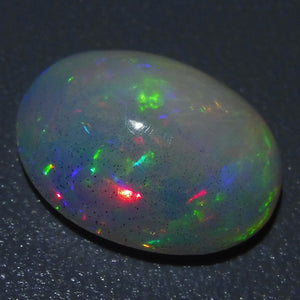 4.49 ct Oval Cabochon Opal