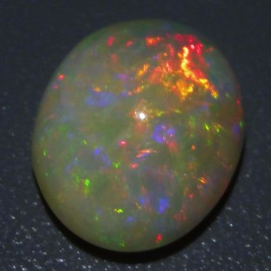 4.35 ct Oval Cabochon Opal - Skyjems Wholesale Gemstones