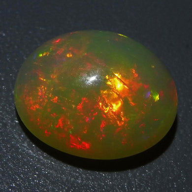 6.31 ct Oval Cabochon  Opal - Skyjems Wholesale Gemstones