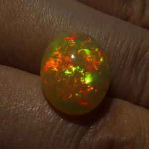 6.31 ct Oval Cabochon  Opal