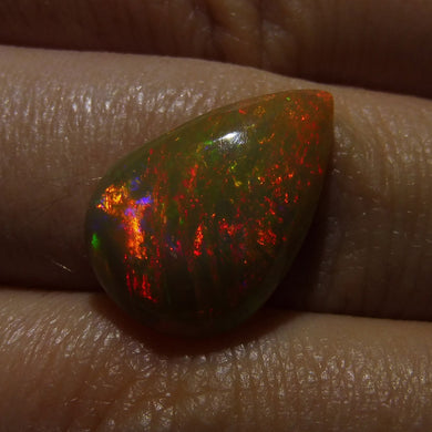 5.41 ct Pear Cabochon  Opal - Skyjems Wholesale Gemstones