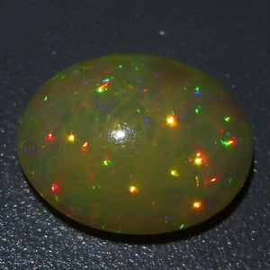 5.55 ct Oval Cabochon  Opal - Skyjems Wholesale Gemstones