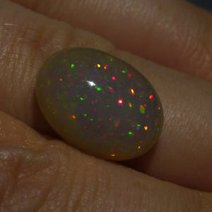 5.44 ct Oval Cabochon  Opal
