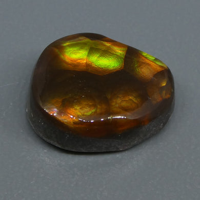 6.05ct Mexican Fire Agate Freeform - Skyjems Wholesale Gemstones