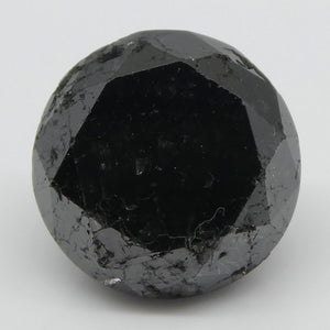 Black Diamond 3.04cts 7.93x7.88x6.71mm Round Black $330