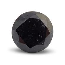 Black Diamond 2.01 cts  Round Black  $110