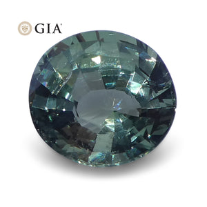 1.05 ct Alexandrite Oval GIA Certified Green to Purple - Skyjems Wholesale Gemstones