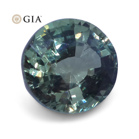 1.05 ct Alexandrite Oval GIA Certified Green to Purple