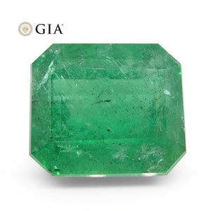 Emerald 24.67 cts 18.13 x 15.87 x 11.32 mm Octagonal Green  $14070