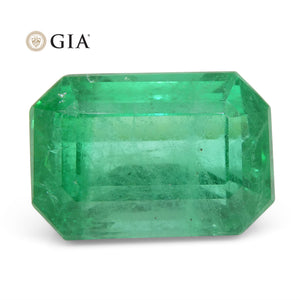 Emerald 10.26 cts 14.99 x 10.33 x 9.02 mm Octagonal Green  $10780