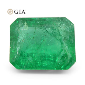 Emerald 12.5 cts 15.96 x 12.92 x 7.72 mm Octagonal Green  $8000