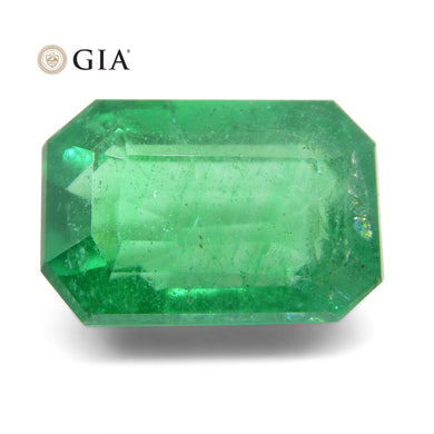Emerald 3.69 cts 10.53 x 7.22 x 5.88 mm Octagonal Green  $2960