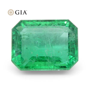Emerald 2.75 cts 10.02 x 7.69 x 4.50 mm Octagonal Green  $3440