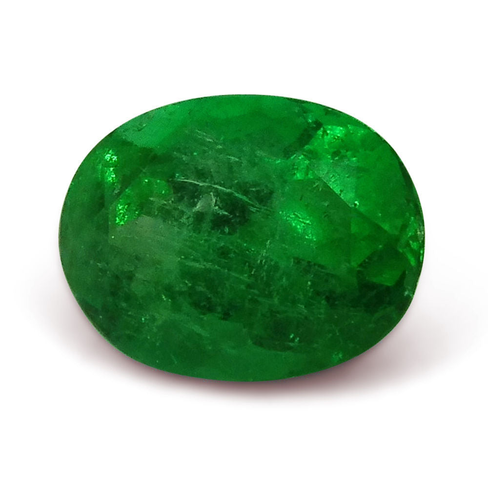 certified skyjems zambian emerald octagonal gia x green products