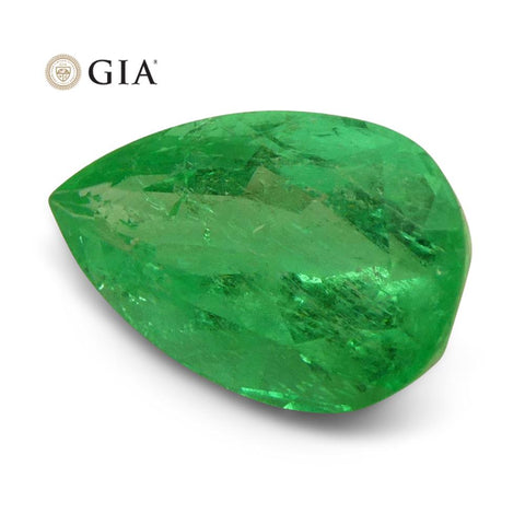 2.72 ct GIA Certified Colombian Emerald