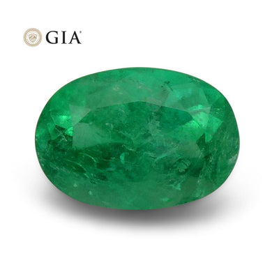 1.45 ct GIA Certified Colombian Emerald - Skyjems Wholesale Gemstones