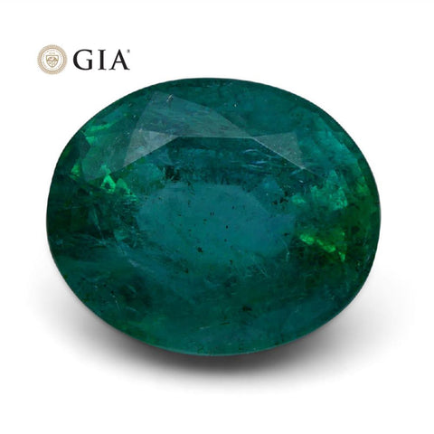 13.39 ct GIA Certified Emerald