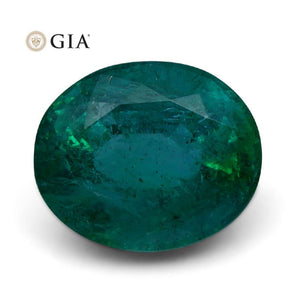 13.39 ct GIA Certified Emerald - Skyjems Wholesale Gemstones