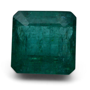 GIA Certified Emerald 20.96 ct Octagonal Green 2191789773 $15800