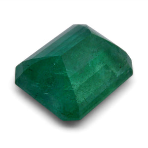 12.39 ct GIA Certified Emerald