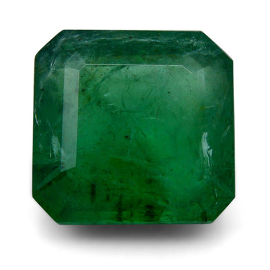 GIA Certified Emerald 11.99 ct Octagonal Green 5192789408 $3000