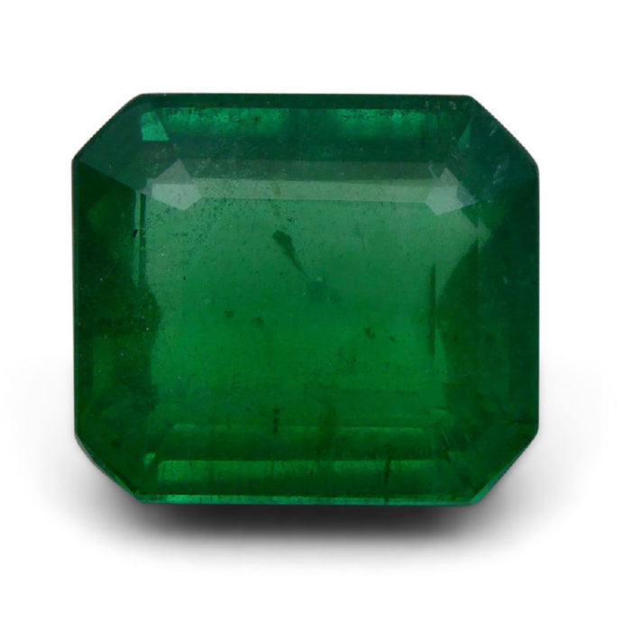 GIA Certified Emerald 10.37 ct Octagonal Green 2193789209 $8800