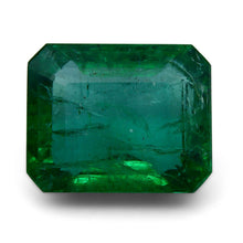 GIA Certified Emerald 9.59 ct Octagonal Green 6192792623 $10000