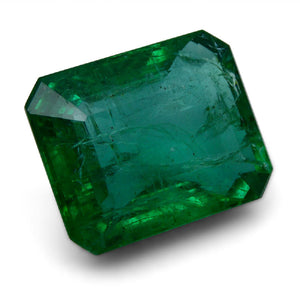 9.59 ct GIA Certified Emerald