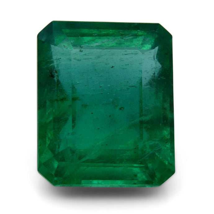 GIA Certified Emerald 9.59 ct Octagonal Green 2191789823 $10000