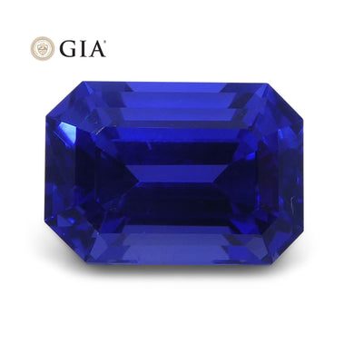 1.64 ct Color Change Sapphire Octagonal GIA Certified Unheated, Sri Lanka - Skyjems Wholesale Gemstones