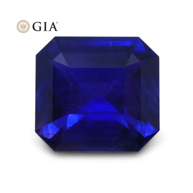 1.14 ct Blue Sapphire Octagonal GIA Certified Unheated, Sri Lanka - Skyjems Wholesale Gemstones