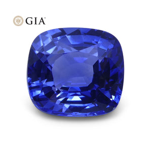 1.54 ct Blue Sapphire Cushion GIA Certified Sri Lanka - Skyjems Wholesale Gemstones