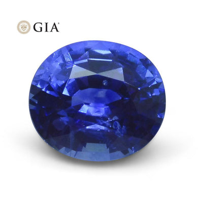 2.33ct GIA Certified Madagascar Sapphire - Skyjems Wholesale Gemstones