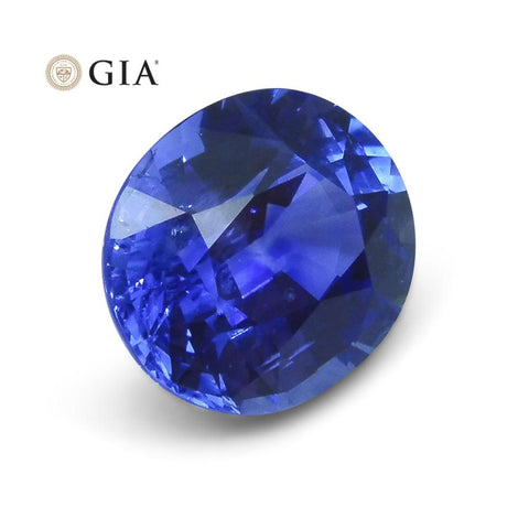2.33ct GIA Certified Madagascar Sapphire