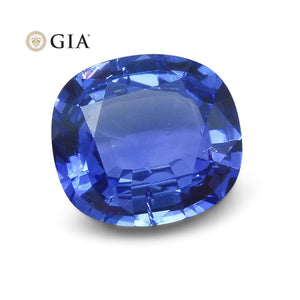 3.08ct GIA Certified Blue Sapphire - Skyjems Wholesale Gemstones